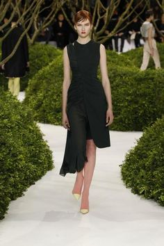Haute Couture collection for Dior 2013
