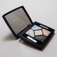 Mi Rutina Facial 2015   maquillaje diario Dior Eyeshadow Pastel Fontages