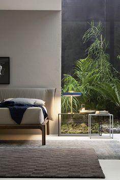 // Nature Wood Bedroom Design by Novamobili