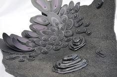 New Zealand Sculptor, Claire Jensen