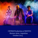 CETEM Production of RENT® in Buenos Aires, Argentina - 2013