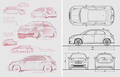 Foto de Fiat 600 Design Concept (12/17)