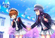 Sakura x Tomoyo