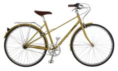 Early release of 2014 models: Gold Mixte!
