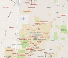 UMass: http://theblacksheeponline.com/umass/the-judgmental-map-of-umass-campus