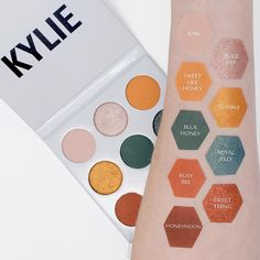 Kyshadow - The Sorta Sweet Palette by Kylie Cosmetics #11