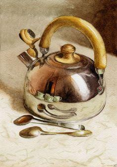 Чайник - Гончарова Екатерина