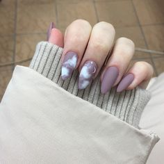nail art designs 2019 nail designs for short nails step by step essie nail stickers self adhesive nail stickers nail art strips Aycrlic Nails, Swag Nails, Hair And Nails, Glitter Nails, Stiletto Nails, Glitter Makeup, Grunge Nails, Moon Nails, Pointed Nails