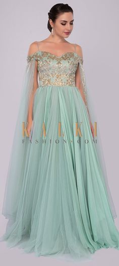 aa3ca3eb8109 452 Best Gowns images in 2019   Evening dresses, Indowestern gowns ...