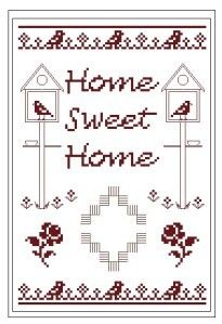 Bonjour Aujourd'hui je vous retrouve pour une nouvelle fiche mon & home sweet home & Pour télécharger la fiche c'est par là