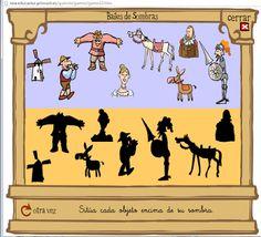 Escuela infantil castillo de Blanca: DON QUIJOTE PARA NIÑOS
