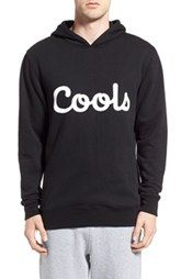 Barney Cools Graphic Hoodie with Side Zip Vents