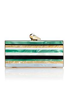 Green Levin Large Minaudière Best Handbags 33e52528409