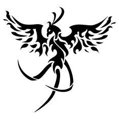 tribal-phoenix-tattoo.jpg (800×800)
