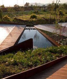 Forum of Granada by Federico Wulff Barreiro & Francisco del Corral « Landezine | Landscape Architecture Works