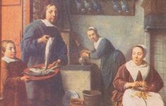 Anabaptist Family: 1600s