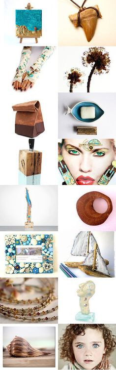 Jetsam by Klaus Trappschuh on Etsy--Pinned with TreasuryPin.com