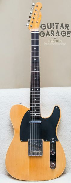 1989 Fender Japan Telecaster Custom 62 Reissue