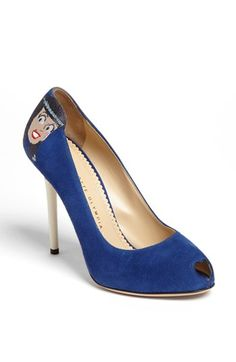 $1095 for 'Betty & Veronica' Pumps?!  Yikes!  #ShoeLove!(Nordstrom Exclusive) available at #Nordstrom