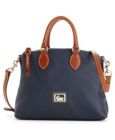 Dooney And Bourke Handbags | Dooney & Bourke Dillen II Satchel Collection - Handbags & Accessories ...