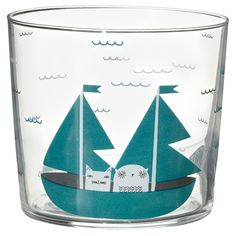 Donna Wilson Rock the Boat Tumbler