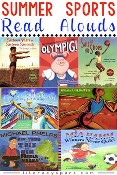 ons of ideas and freebies for including the summer games in your reading/ELA classroom right now in preparation for the games this summer!  Making inferences, informational texts, parts of speech, graphic organizers, idioms, and more!