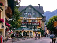 St Wolfgang, Austria