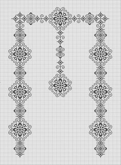 1 million+ Stunning Free Images to Use Anywhere Blackwork Patterns, Blackwork Embroidery, Needlepoint Patterns, Cross Stitch Embroidery, Cross Stitch Letters, Cross Stitch Boards, Cross Stitch Flowers, Cross Stitch Designs, Stitch Patterns