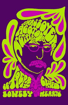 Psychedelic Posters | psychedelic poster by bldy-angel on deviantART