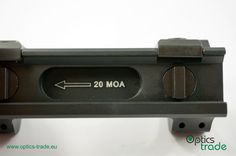 https://flic.kr/p/oZmjPe | MAKmilmount, monoblock for picatinny rail, 34mm, 20 MOA, rifle scope mount | MAKmilmount, monoblock for picatinny rail, 34mm, 20 MOA, rifle scope mount