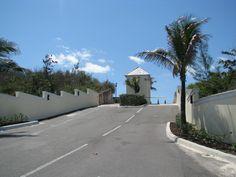 Nassau, Bahamas gated community with ocean views...