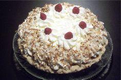 Coconut Custard Pie from Bread Winners Cafe and Bakery in Dallas, TX