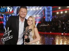 Danielle Bradbery Wins The Voice Season 4