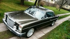 Mb 280C  coupe 1972 w114