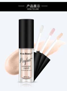 Brand Contouring Makeup Face Brightener Concealer Liquid Highlighter Primer Base Bronzer Face