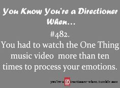 Yes, especially because thats the video that LED ME DOWN THIS PATH OF FANGIRL.