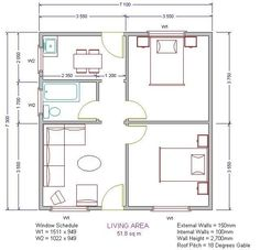 low cost housing plans   Google Search   Smart house plans    low cost housing plans   Google Search
