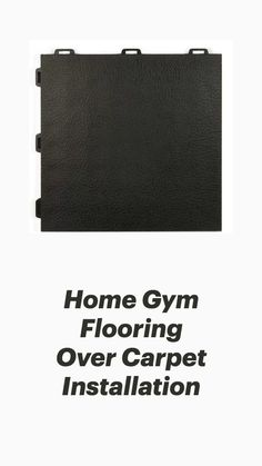 Home Gym Flooring, Basement Flooring, Plastic Mat, Industrial Flooring, Carpet Installation, Floor Workouts, Workout Rooms, At Home Gym, Tile Floor