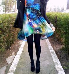 Galaxy Dress!