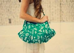 Make a cloth bag