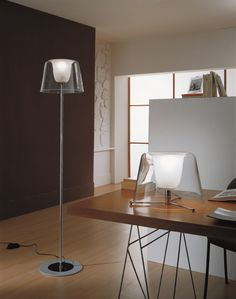 #Conca an elegant and design #FloorLamp by Selène Illuminazione