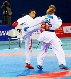 30. Take martial arts