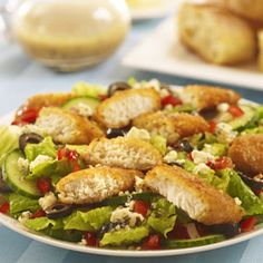 Greek tilapia recipe tilapia recipes tilapia and dishes greek tilapia tender salad forumfinder Image collections