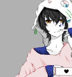 #animeboy #coloredbyme #ToukoGWhiteGraphic   Ita: Se la prendi, mettere i crediti.. grazie. Eng: If you take it, put the credits.. thanks.