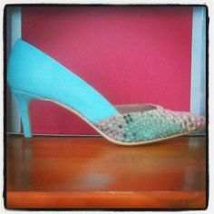 #PythonLeather #blue #suede #fantasía #fashion #fabricación #artesanal #moda #shopping #madrid