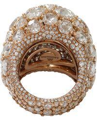Arunashi | Diamond Old Mine Dome Ring | Lyst