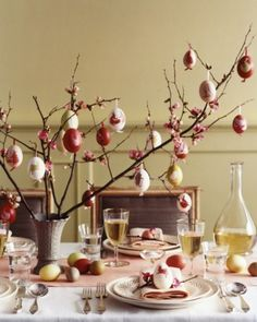 "See the ""Egg-Tree Centerpiece"" in our Easter and Spring Centerpieces	  gallery"