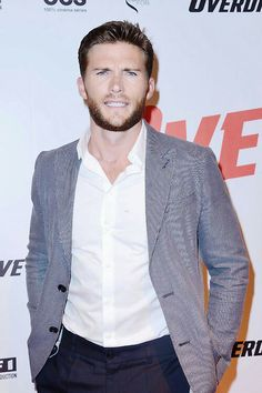 Scott Eastwood  At The Premier Of Over Drive In Berlin France Source @Dailyscotteastwood.tumblr. The Best Tumblr Blog For Scott Eastwood Photos