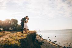 Heiraten in Stein - Trauung am Meer | Michael & Phil