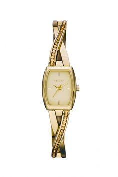 NY2237 - DKNY Crosby dames horloge